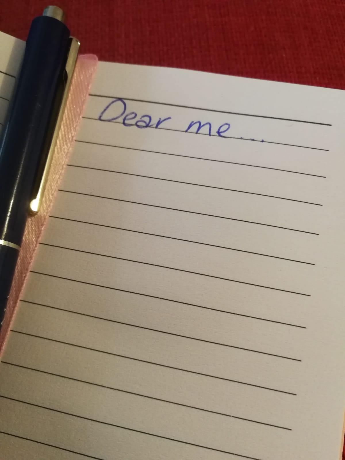 Letter To Myself